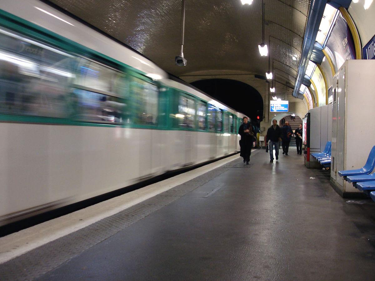 Paris Métro Line 3