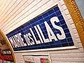 Metro de Paris - Ligne 11 - Mairie des Lilas 02.jpg
