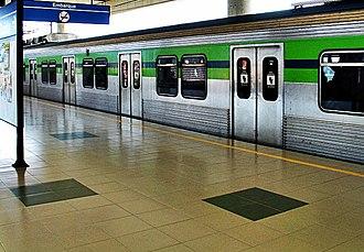 Recife metropolitan area - Recife Metro, the second largest in Brazil, after São Paulo.