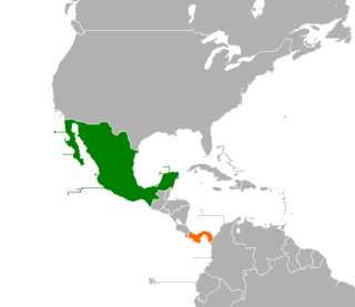 Diplomatic relations between the United Mexican States and the Republic of Panama