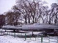 MiGs in Museum of military history of Moldova (1518935630).jpg