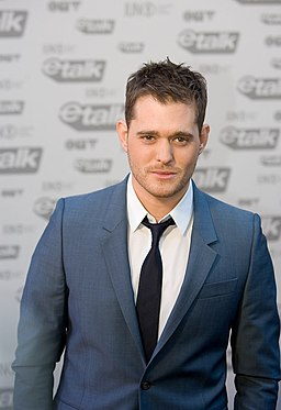 Michael Buble by Dallas Bittle