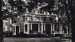 Michael Liebel Jr. - Image: Michael Liebel House