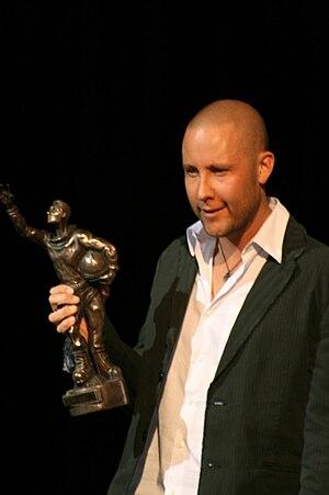 Michael Rosenbaum - Rosenbaum at the Jules Verne Adventures Film Festival in 2007