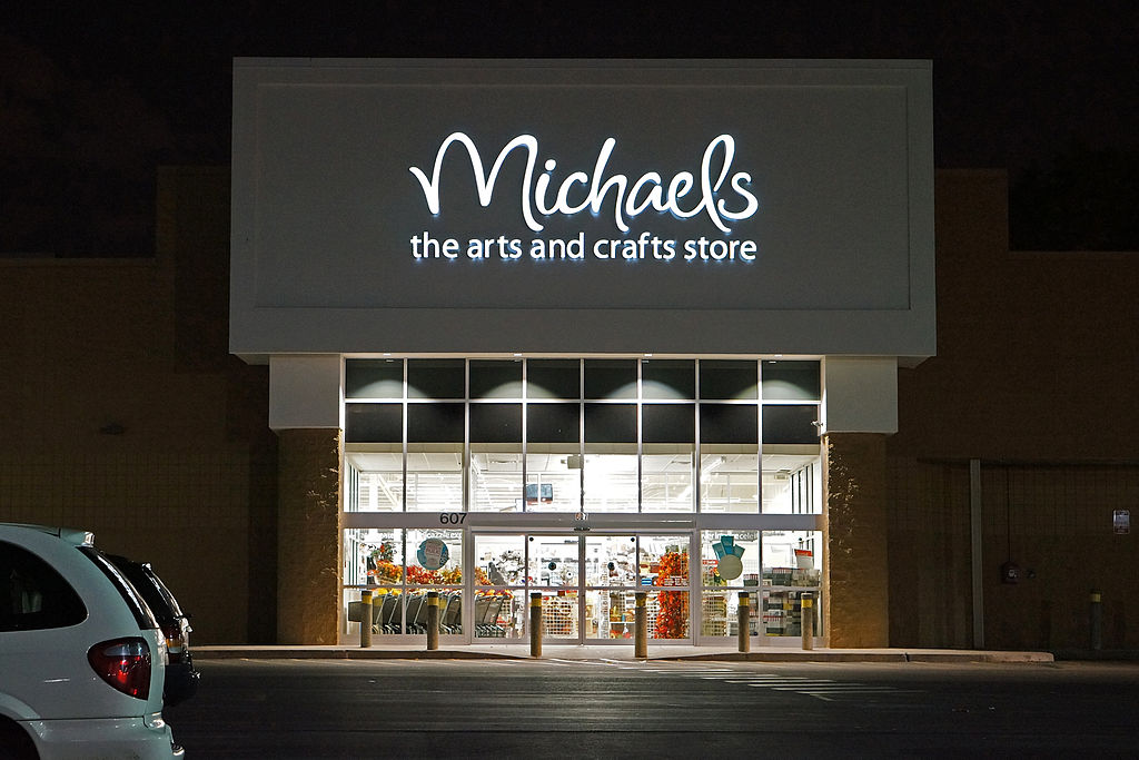 Michaels Arts And Crafts Inspertional