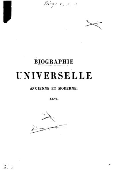Fichier:Michaud - Biographie universelle ancienne et moderne - 1843 - Tome 26.djvu