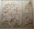 Michelangelo, studio per le fortificazioni di firenze, 1528-29, 01..jpg
