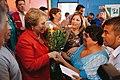 Michelle Bachelet participa en un encuentro con dirigentes sociales y vecinales de Puente Alto. (8657370733).jpg