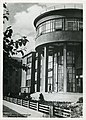 Miensk, Kašarskaja-Ŭniversyteckaja, Centralnaja. Менск, Кашарская-Ўнівэрсытэцкая, Цэнтральная (1930-41).jpg