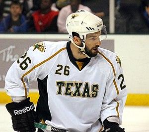 Mike Hedden - Image: Mike Hedden Texas Stars (2)