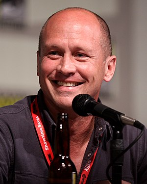 Mike Judge - Judge at the San Diego Comic-Con in 2011