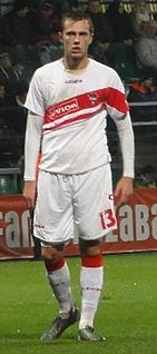 Milan Bortel Slovak footballer