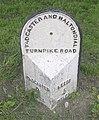 Milestone - York Road, Whinmoor - geograph.org.uk - 894852.jpg
