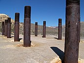 Mill foundation, Gold Center, Nevada.jpg