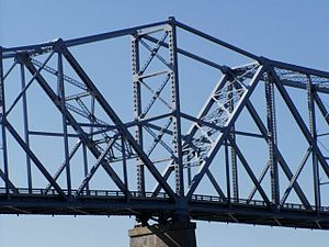 Milton–Madison Bridge - Image: Milton Madison Bridge P4100233
