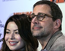 Steve Carell Wikipedia Steve carell talks parenting style. steve carell wikipedia