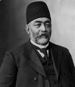 Mirza Ali Asghar Khan Amin al-Soltan Prime Minister of Iran