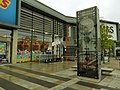 Mock clock tower, Kirkstall Shopping Centre (geograph 6239534).jpg