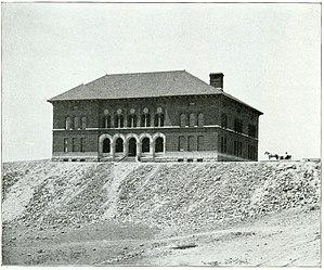 Montana Tech of the University of Montana - Image: Montana School of Mines (Montana Tech), 1900