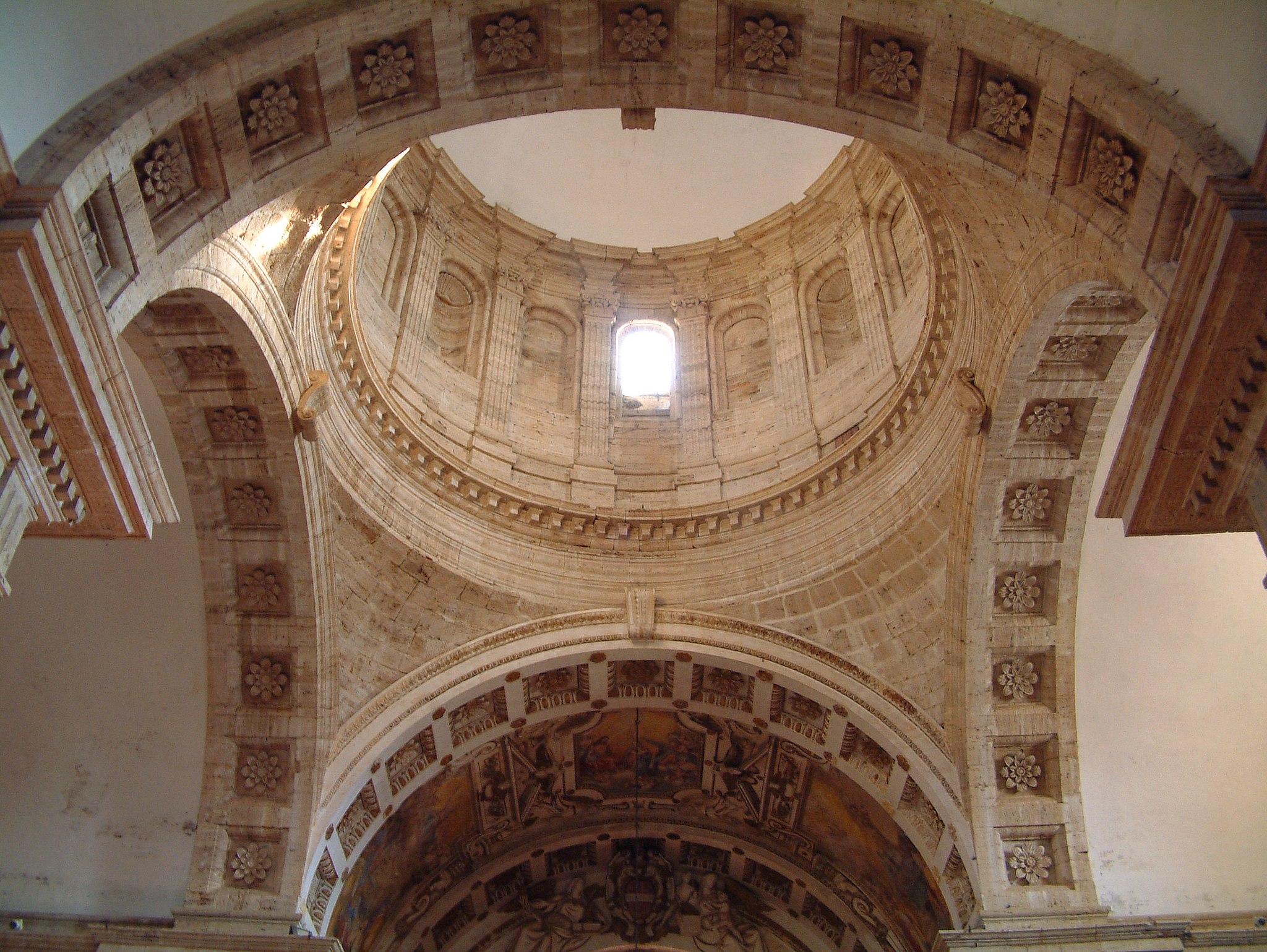 Montepulciano - Madonna di San Biagio - Interior3
