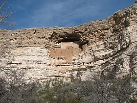 Image illustrative de l'article Montezuma Castle National Monument
