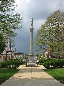 Monument in Mount Vernon square.jpg