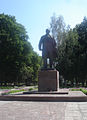Monument to Lenin, Hadiach 1.JPG