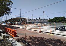 Moore Park light rail stop 20181216 01.jpg