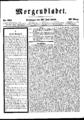 Morgenbladet-1845-07-13, p. 1.png