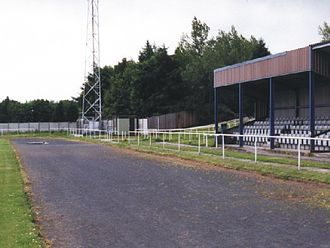 Morpeth Town A.F.C. - Craik Park