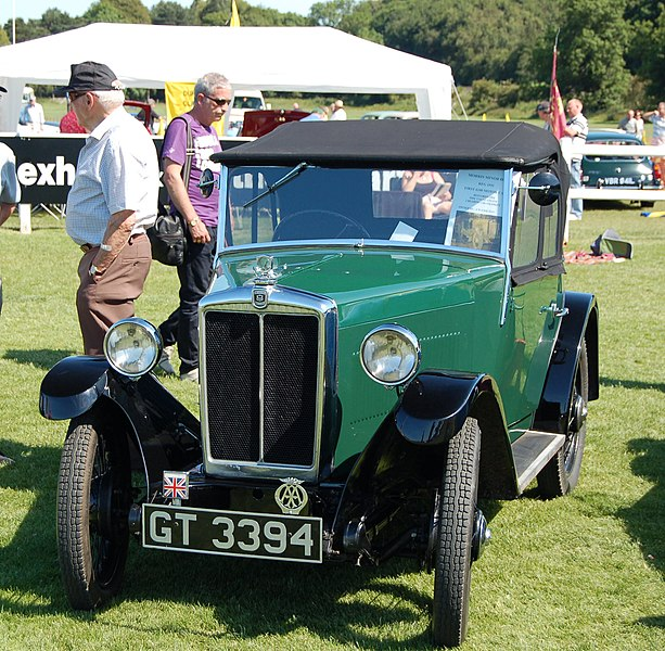 File:Morris Minor 2-door tourer 1931.jpg