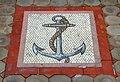 Mosaic, Sinclair Seamen's Presbyterian Church, Belfast - geograph.org.uk - 878954.jpg