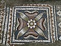 Mosaic floor in the Great Baths complex, Ancient Dion (6948439116).jpg