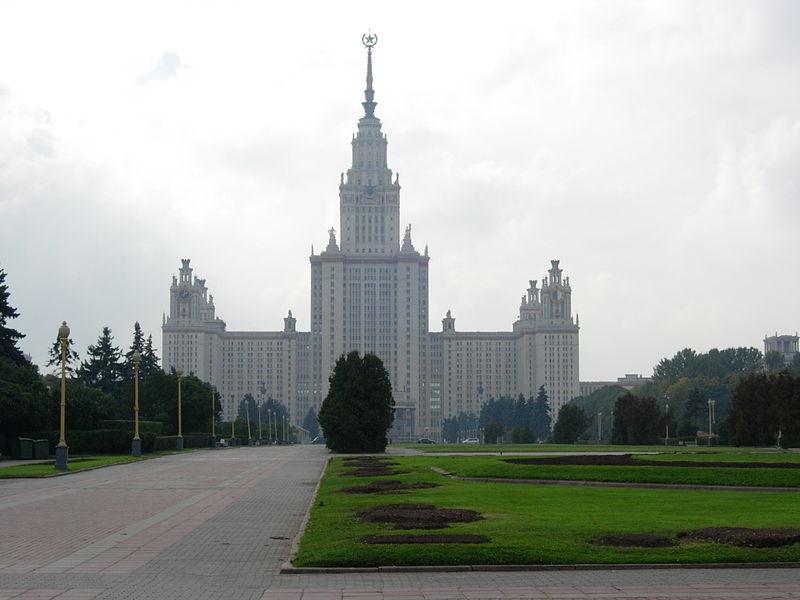 LAS 7 HERMANAS O LOS EDIFICIOS ALTOS DE STALIN 800px-Moscow_State_University_2