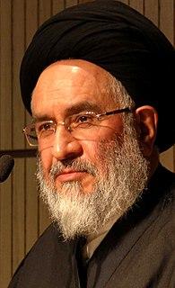 Mostafa Mohaghegh Damad Iranian cleric