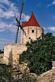 Moulin à vent Alphonse Daudet (Alpilles)