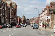 Liverpool's inner city has Georgian terraced streets
