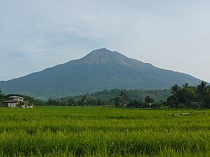 Negros Occidental - Mount Kanlaon is the highest peak in Negros and the 3rd most-active volcano in the Philippines.