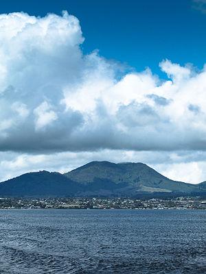 Mount Tauhara - Image: Mount Tauhara 2549