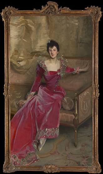 Mrs. Hugh Hammersley - Image: Mrs. Hugh Hammersley, 1892, Metropolitan Museum of Art