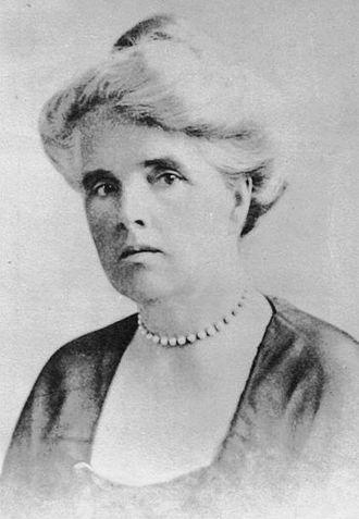 Margaret Robertson Watt - Mrs Alfred Watt, one of the founders of the Women's Institutes in Great Britain.