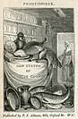 Frontispiece of A New System of Domestic Cookery