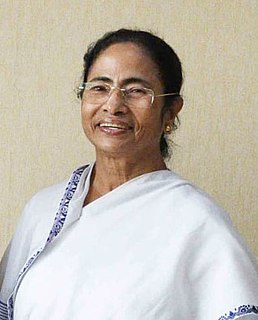 Mamata Banerjee Chief Minister of West Bengal