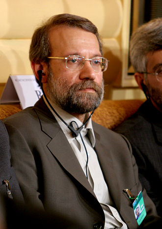 Supreme National Security Council - Image: Msc 2007 Saturday, 11.00 13.00 Uhr Zwez 001 Impressionen Redner Larijani