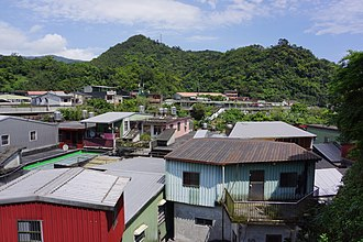 Shuangxi District - Image: Mudan Village 牡丹 panoramio