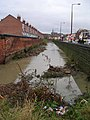 Muddy Beck - Westgate End - geograph.org.uk - 660669.jpg