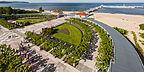 Molo, plaża - Sopot