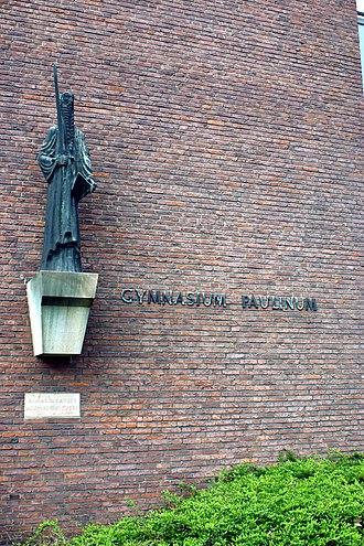 Gymnasium Paulinum - Image: Muenster Paulinum 4611
