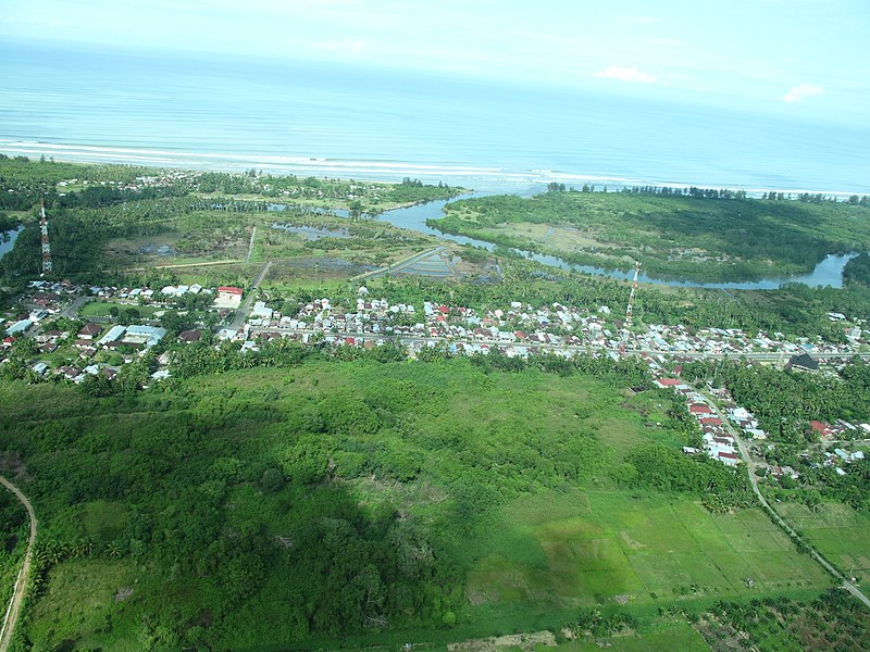 Vé máy bay giá rẻ đi Muko-Muko Indonesia
