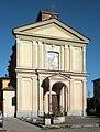 Mulazzano - frazione Quartiano - chiesa di San Pietro Apostolo.jpg